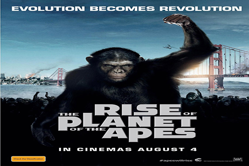 Rise of the Planet of the Apes [2011 USA Movie]