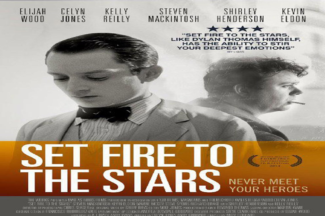 Set Fire to the Stars [2014 UK Movie]