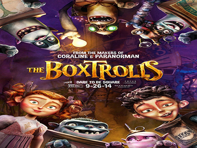 The Boxtrolls [2014 USA Movie]