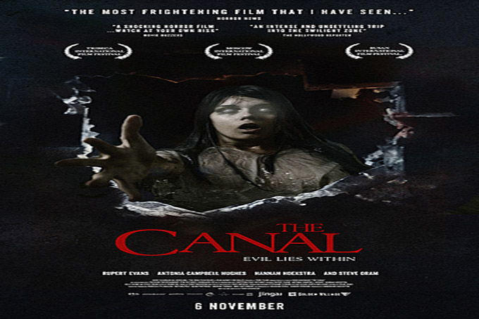 The Canal [2014 Ireland Movie]