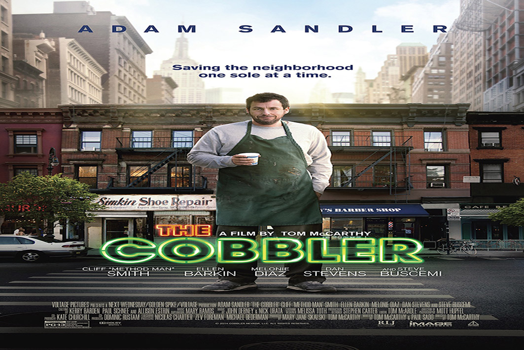 The Cobbler [2015 USA Movie]