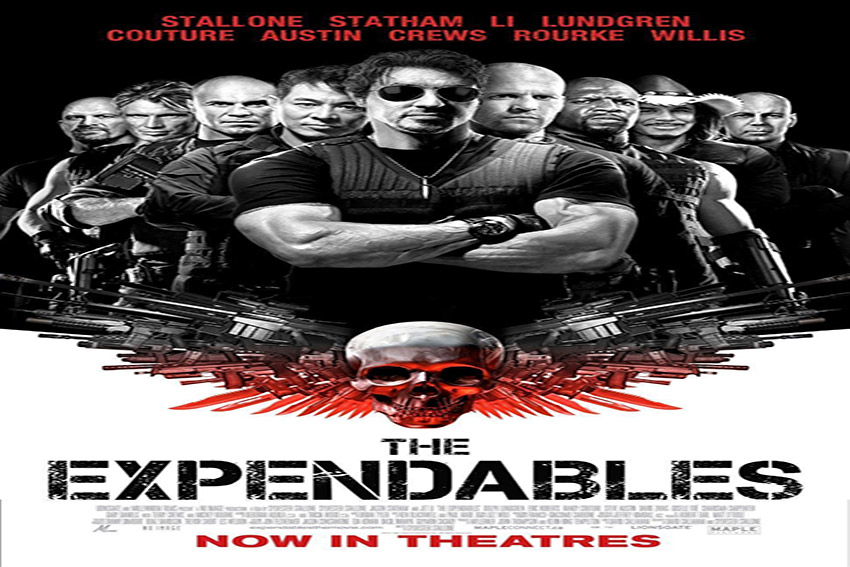 The Expendables [2010 USA Movie]