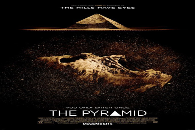 The Pyramid [2014 USA Movie]