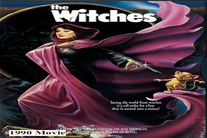 The Witches [1990 USA & UK Movie]