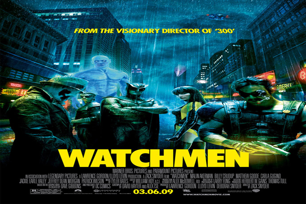 Watchmen [2009 USA Movie]
