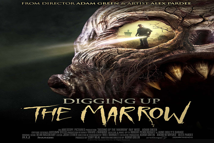 Digging Up The Marrow [2015 USA Movie]