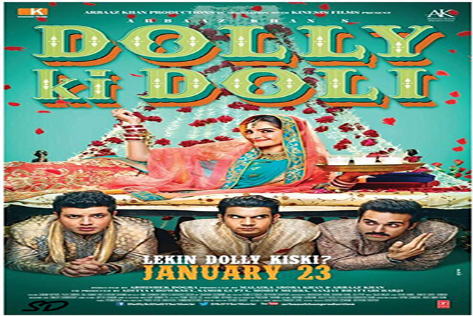 Dolly Ki Doli [2015 India Movie]