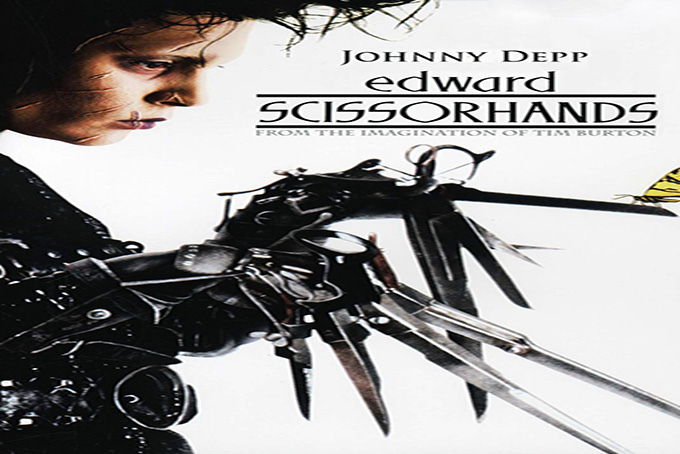Edward Scissorhands [1990 USA Movie]