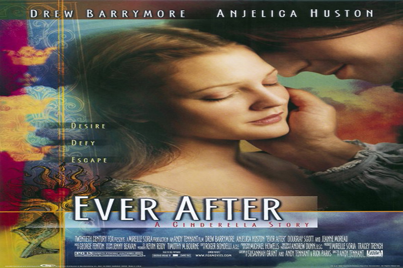 Ever After: A Cinderella Story [1998 USA Movie]