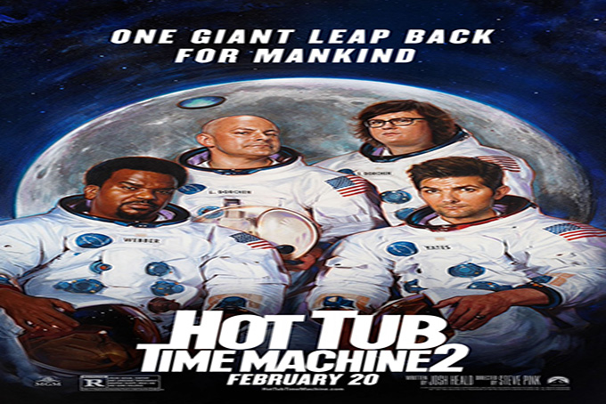 Hot Tub Time Machine 2 [2015 USA Movie]