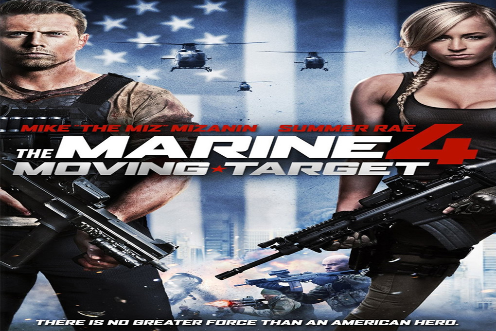 The Marine 4 Moving Target [2015 USA Movie]