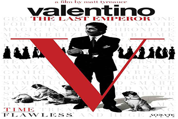Valentino The Last Emperor [2008 USA Movie]