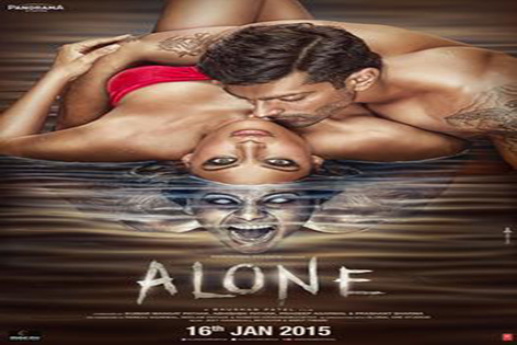 Alone [2015 India Movie]
