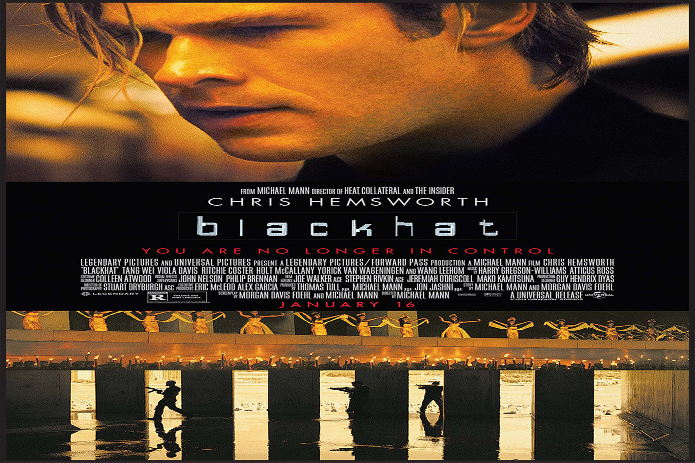 Black Hat [2015 USA Movie]