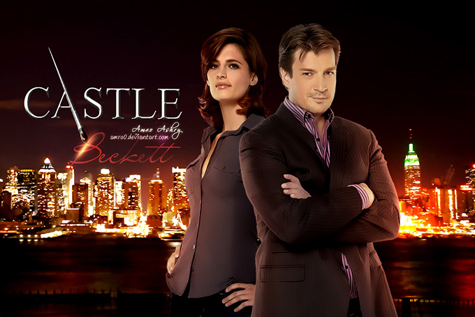 Castle SEASON 1 – 8 END (COMPLETED) [2009 – 2016 USA Series] Comedy, Crime, Drama