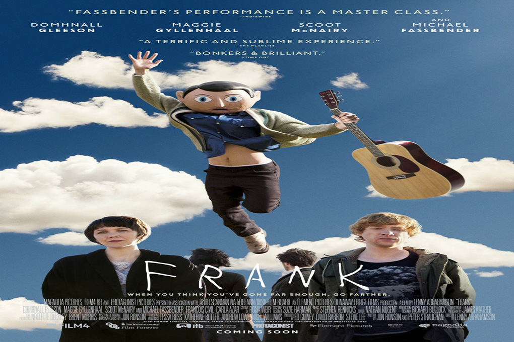 Frank 2014 [USA, UK & Ireland Movie]