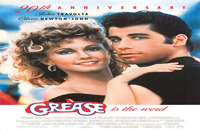 Grease [1978 USA Movie]