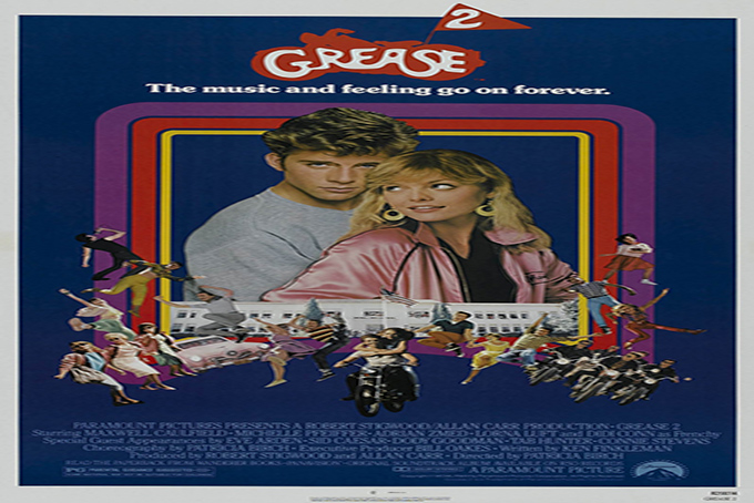 Grease 2 [1982 USA Movie]