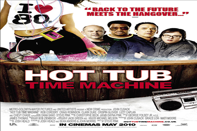 Hot Tub Time Machine [2010 USA Movie]