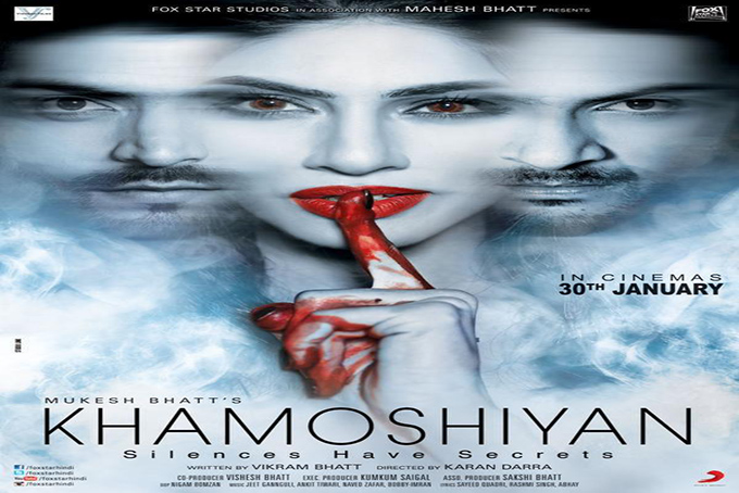 Khamoshiyan [2015 India Movie]