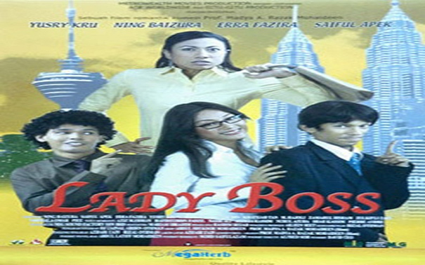 Lady Boss [2005 Malaysia Movie]
