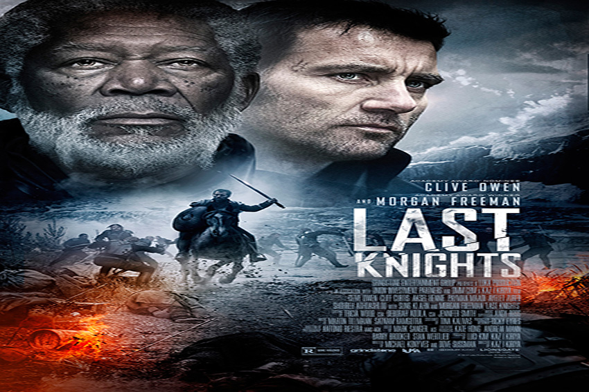 Last Knights [2015 Korea & Czech Movie]