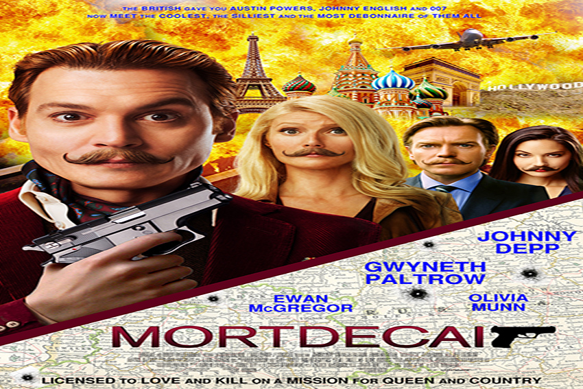 Mortdecai [2015 USA Movie]