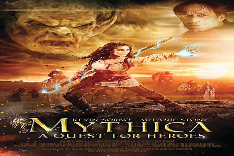 Mythica: A Quest for Heroes [2015 USA Movie]