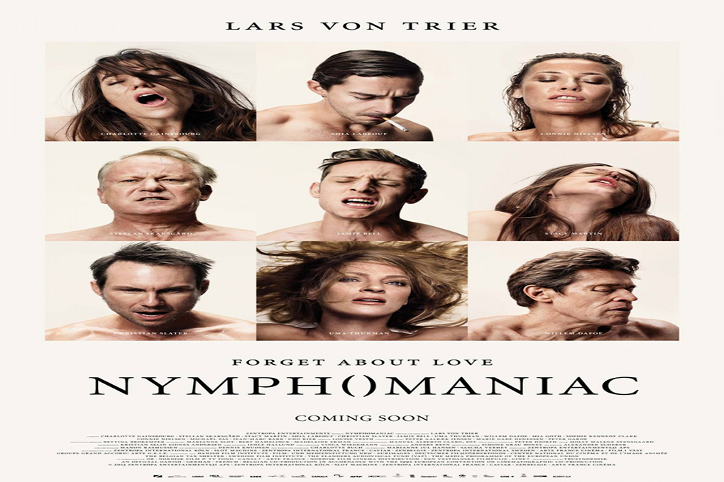 Nymphomaniac [2014 Denmark, Germany, Belgium, UK & France Movie]
