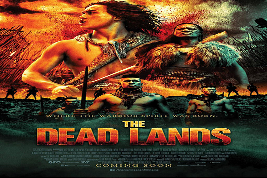 The Dead Lands [2014 New Zealand Movie]