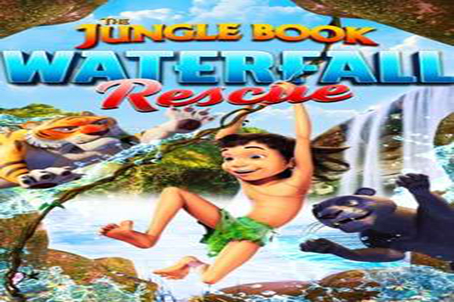 The Jungle Book Waterfall Rescue [2015 USA Movie]