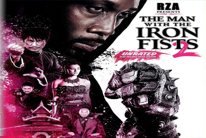 The Man With The Iron Fists 2 [2015 USA Movie]
