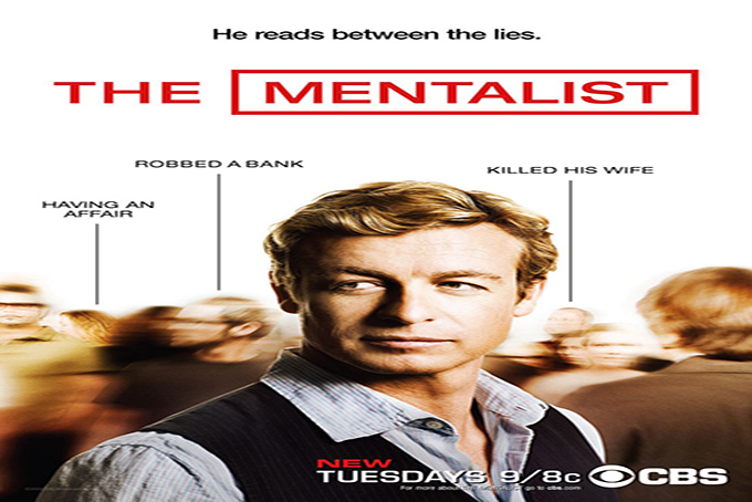 The Mentalist SEASON 7 Completed [2015 USA Series]
