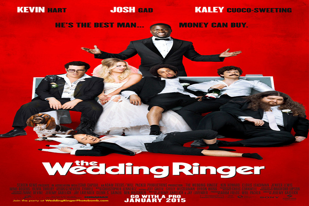The Wedding Ringer [2015 USA Movie]