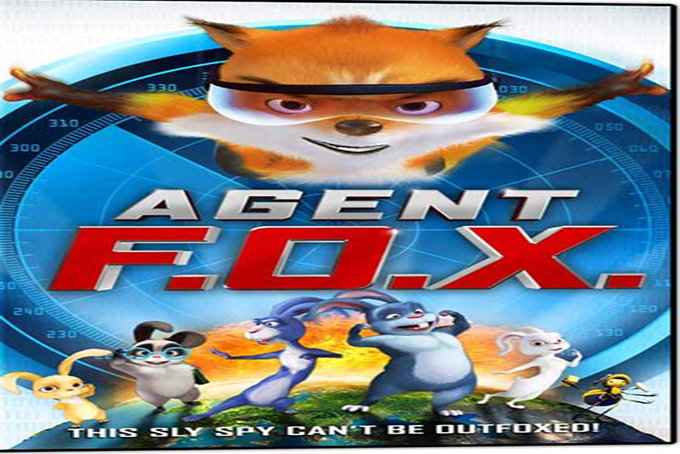 Agent Fox [2014 China Movie] – english