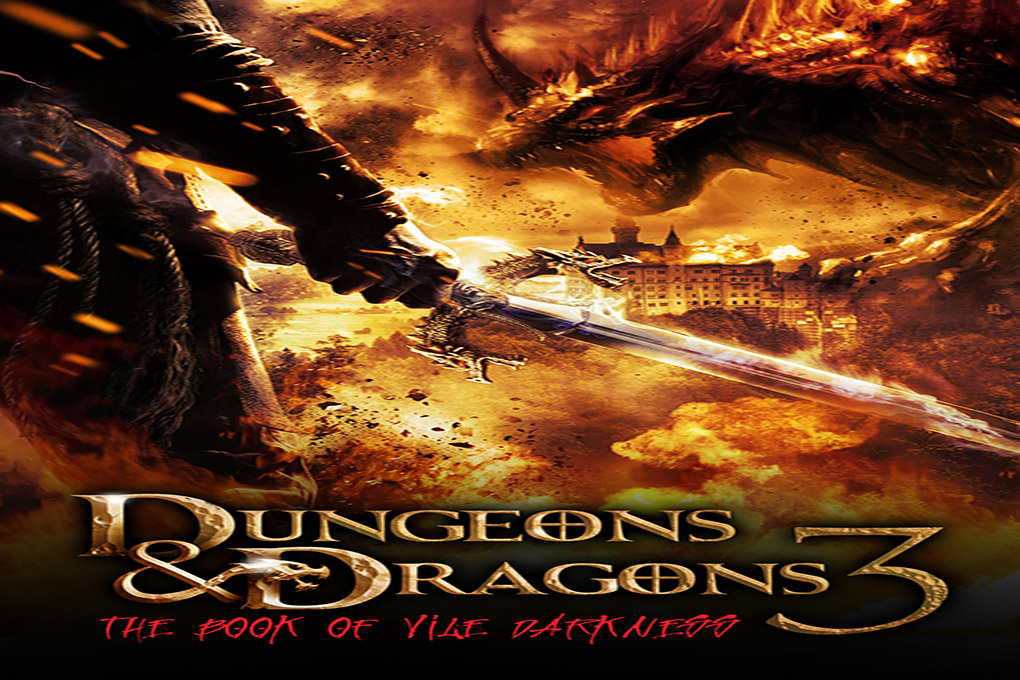 Dungeons & Dragons 3: The Book of Vile Darkness [2012 UK Movie]