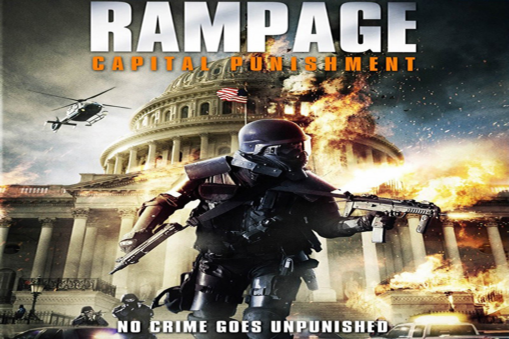 Rampage 2: Capital Punishment [2014 Canada & Germany Movie]
