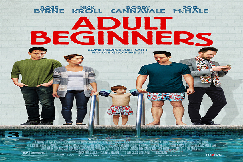 Adult Beginners [2015 USA Movie]