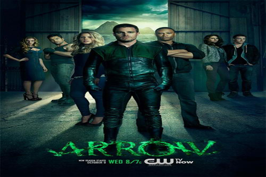 Arrow SEASON 3 Complete [2015 USA Series]