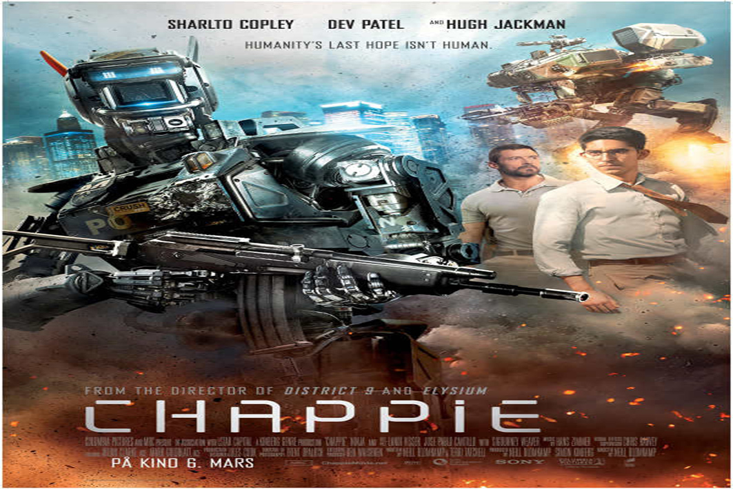Chappie [2015 USA, Mexico, South Africa Movie]