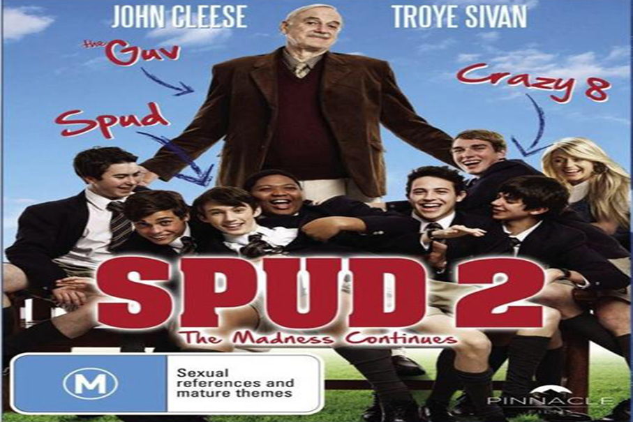Spud 2 The Madness Continues [2013 South Africa Movie], English