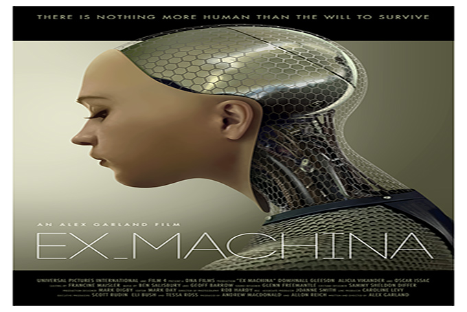 Ex Machina [2015 UK Movie]