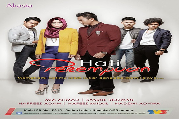 Hati Perempuan [2015 Malaysia Series] 28eps END (5)