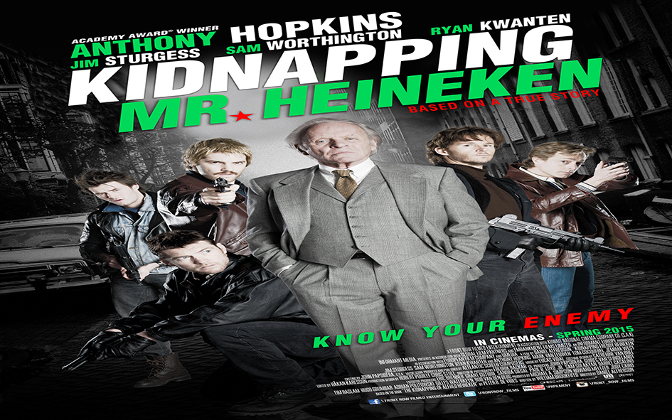 Kidnapping Mr Heineken [2015 USA Movie]