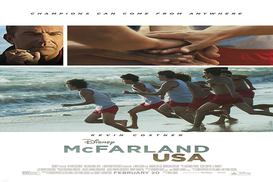Mcfarland USA [2015 USA Movie]