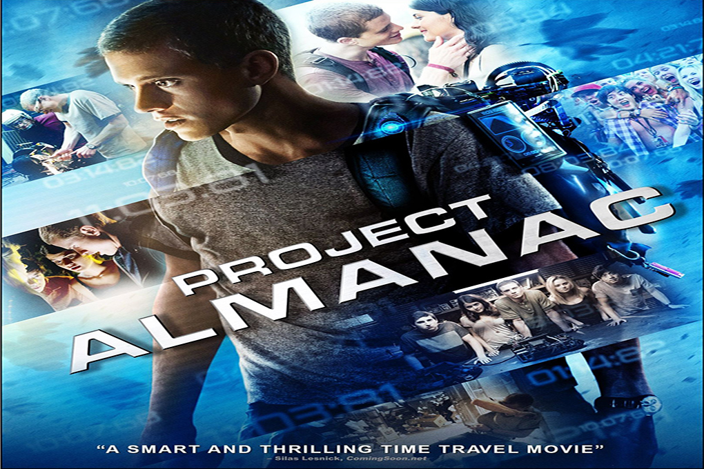 Project Almanac [2015 USA Movie]