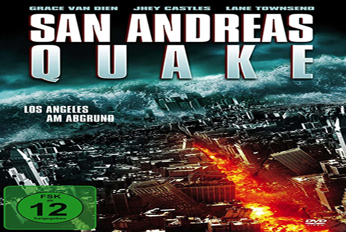 San Andreas Quake [2015 USA Movie]