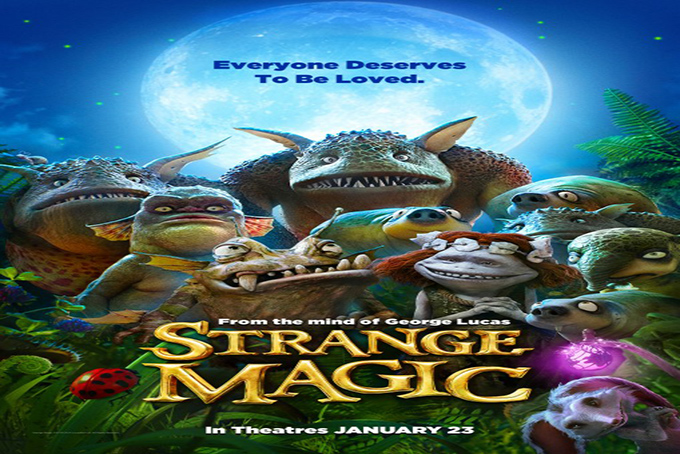 Strange Magic [2015 USA Movie]