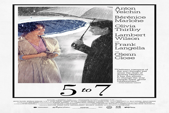 5 to 7 [2015 USA Movie]