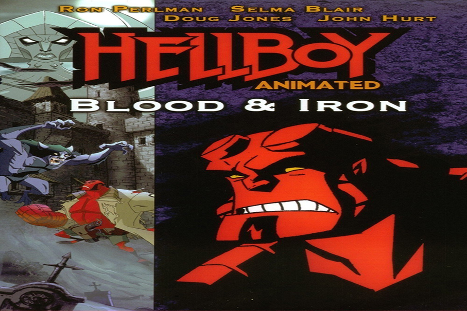 Hellboy Animated Blood & Iron [2007 USA Movie]